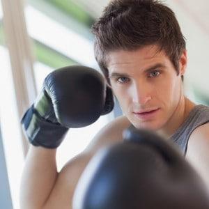 [img] Boxing Room