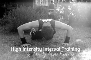 [img] High Intensity Interval Training vs Steady State Exercise