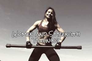 [img] Women and Strength Training