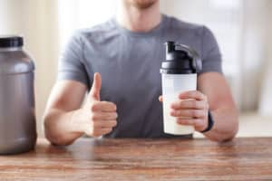 [img] why you should drink a protein shake after your workout