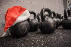 [img] Christmas workout